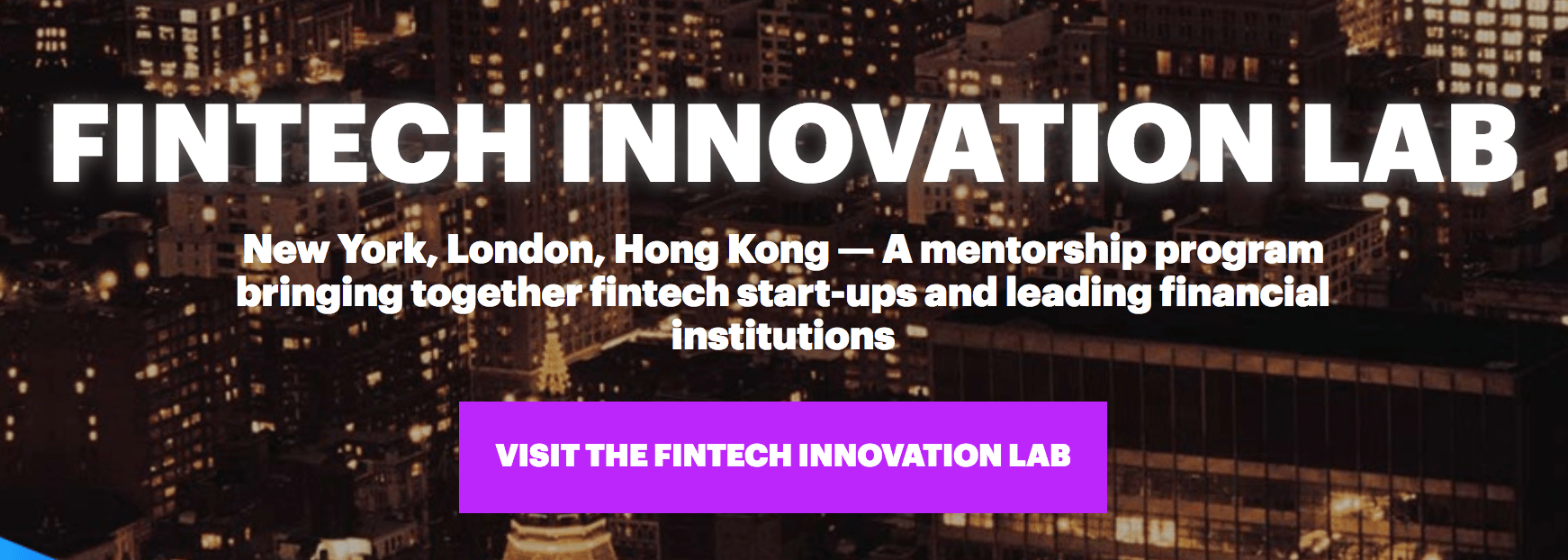 Cyberwrite Identified as Top 10 Insurtech by Accenture's Customers in the NY Fintech Innovation Lab