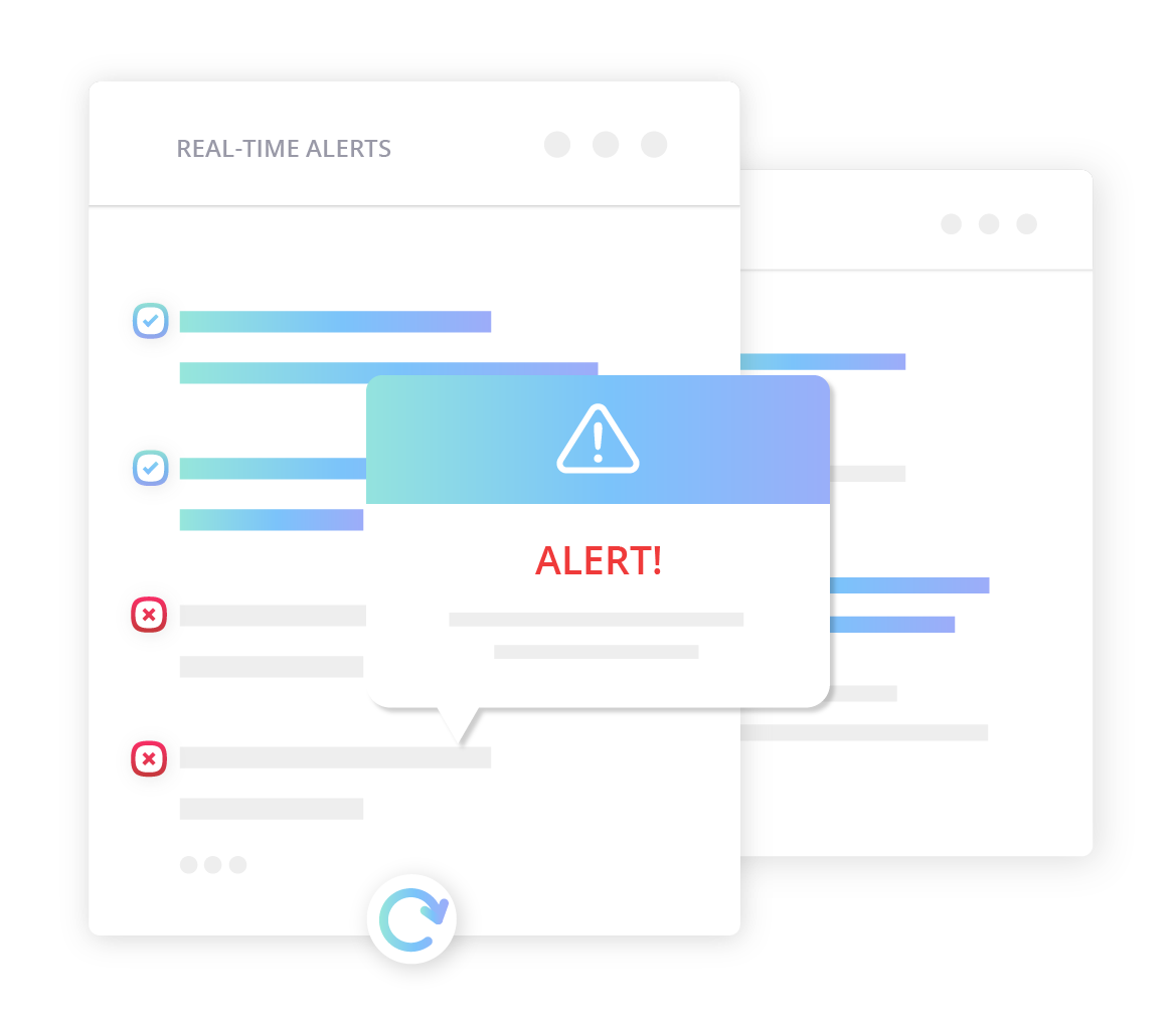 AUTOMATED THIRD-PARTY ALERTS
